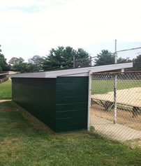 Giving Back to the Community West Deptford Little League